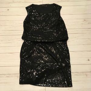 Black Sparkling Dress